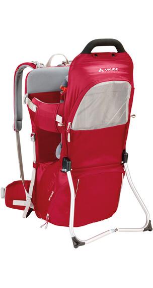 VAUDE Shuttle Base Child Carrier dark indian red